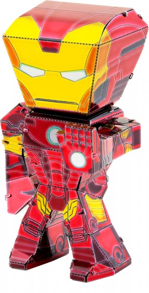 Metal Earth: Iron Man Mini MEM002